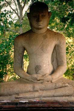 Samadhi image of the Buddha